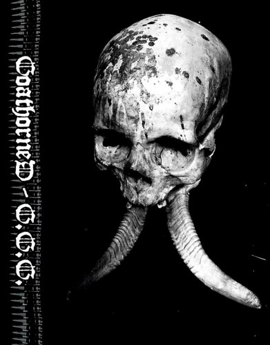 GOATHORNED - G.G.G. Tape Black Metal