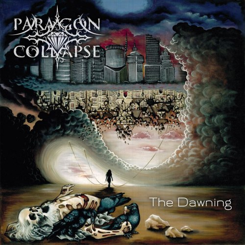 PARAGON COLLAPSE - The Dawning CD Doom Metal