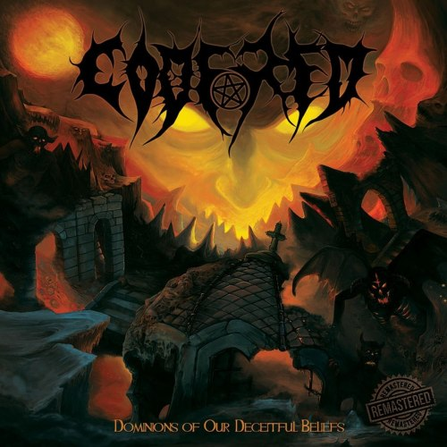 CODE RED - Dominions of Our Deceitful Beliefs CD Death Metal
