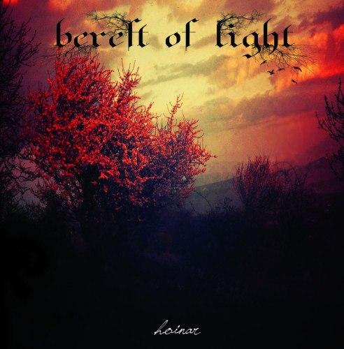 BEREFT OF LIGHT - Hoinar CD Atmospheric Metal