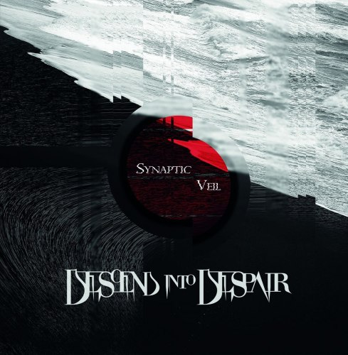 DESCEND INTO DESPAIR - Synaptic Veil CD Funeral Doom Metal
