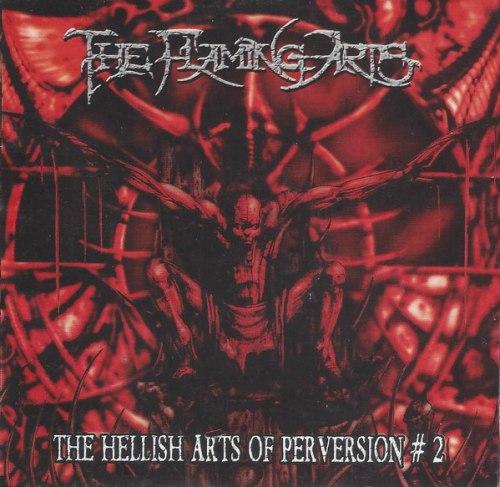 (бесплатный бонус) V/A - The Hellish Arts Of Perversion #2 CD Metal