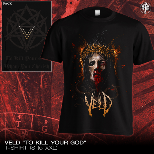 VELD - To Kill Your God Whom You Cherish - M Майка Death Metal