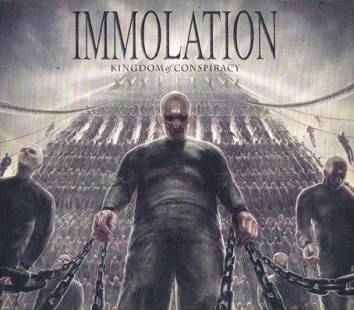 IMMOLATION - Kingdom of Conspiracy Digi-CD Death Metal