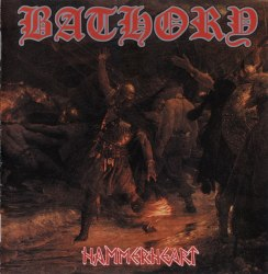 BATHORY - Hammerheart CD Viking Metal
