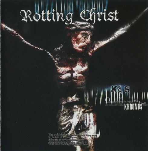 ROTTING CHRIST - Khronos CD Dark Metal
