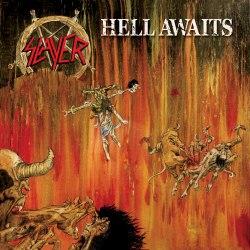 SLAYER - Hell Awaits CD Thrash Metal