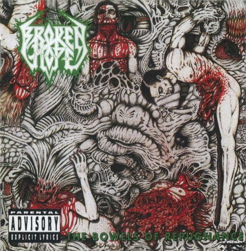 BROKEN HOPE - The Bowels of Repugnance CD Death Metal