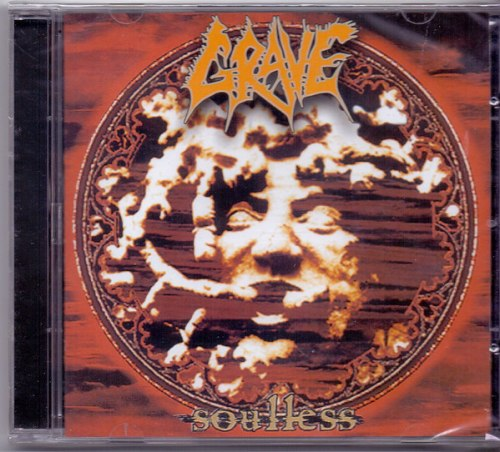 GRAVE - Soulless CD Death Metal