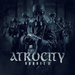 ATROCITY - Okkult II CD Death Metal