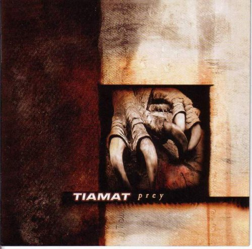 TIAMAT - Prey CD Dark Metal