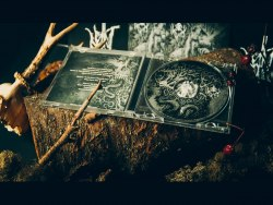 MORKT TRE - To The Graves Of The Smoldering Time CD Blackened Metal