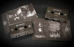 PA VESH EN - Knife Ritual Tape Black Metal