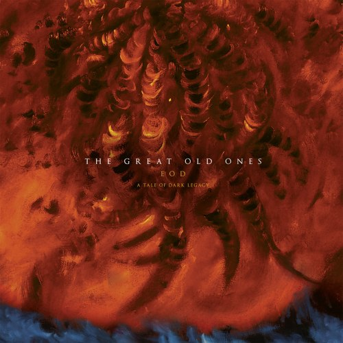 THE GREAT OLD ONES - EOD : A Tale Of Dark Legacy Digi-CD Dark Metal
