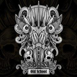 TRIGGER - Old School CD Death Metal