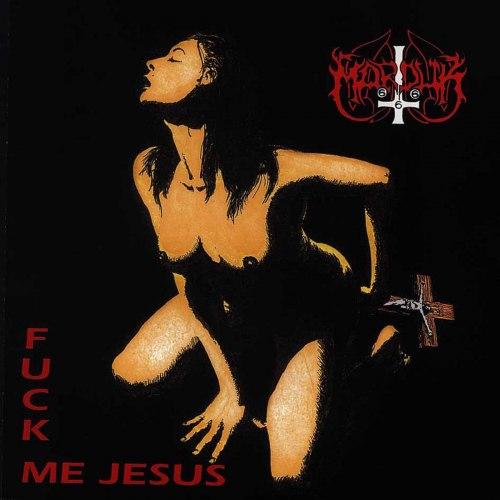 MARDUK - Fuck me Jesus MCD Black Metal