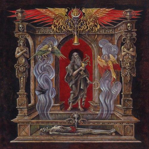 NIGHTBRINGER - Hierophany of the Open Grave CD Black Metal