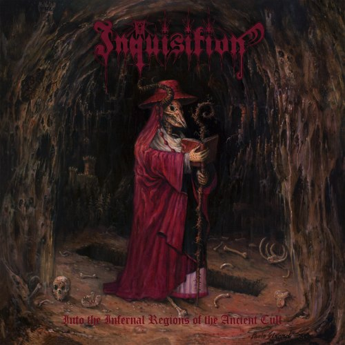 INQUISITION - Into The Infernal Regions Of The Ancient Cult Gatefold DLP Black Metal