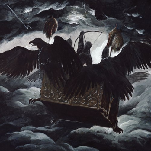 DEATHSPELL OMEGA- The Synarchy Of Molten Bones LP Avantgarde Black Metal