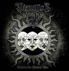 ALIENATION COLD - Destructive Necrotic Sun Digi-CD Black Metal