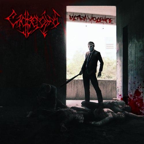 GIGGEROTAH - Ultra-Violence Digi-CD Death Thrash Metal