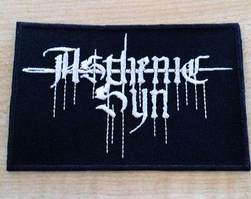 ASTHENIC SYN - Logo Нашивка Suicidal Metal