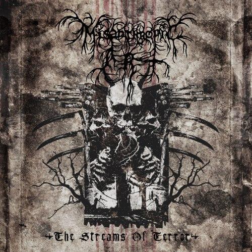 MISANTHROPIC ART - The Streams Of Terror 2CD Black Metal