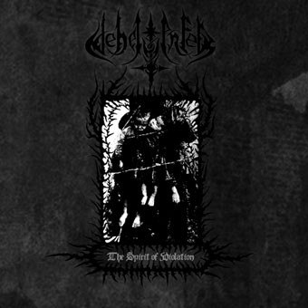 NEBELWERFER - The Spirit Of Violation CD Black Metal