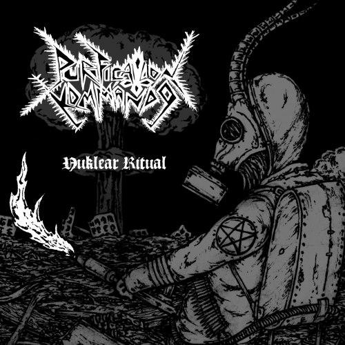 PURIFICATION KOMMANDO - Nuklear Ritual CD Black Metal