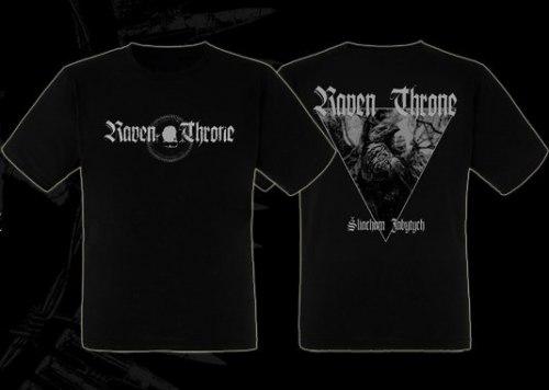 RAVEN THRONE - Šliacham Zabytych - XXL Майка Atmospheric Metal