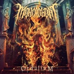МОНСАЛЬВАТ - Ordalium CD Progressive Death Metal