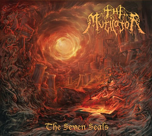 THE MUTILATOR - The Seven Seals Digi-CD Symphonic Death Metal