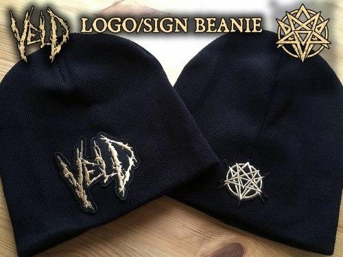 VELD - Logo шапка Death Metal