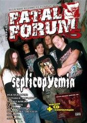 FATAL FORUM #5 Журнал Metal