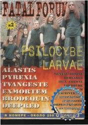 FATAL FORUM #2 Журнал Metal