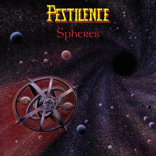 PESTILENCE - Spheres Digi-2CD Progressive Death Metal