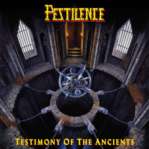 PESTILENCE - Testimony Of The Ancients Digi-2CD Progressive Death Metal
