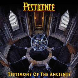 PESTILENCE - Testimony Of The Ancients Digi-CD Progressive Death Metal