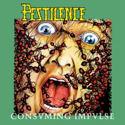 PESTILENCE - Consuming Impulse Digi-2CD Progressive Death Metal