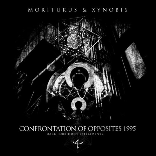 MORITURUS & XYNOBIS - Confrontation Of Opposites 1995 (Dark Forbidden Experiments) Digi-CD Dark Ambient Metal