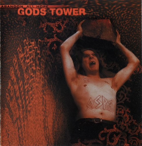 GODS TOWER - Abandon All Hope CD Pagan Folk Doom Metal