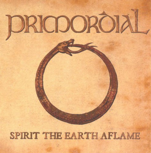 PRIMORDIAL - Spirit The Earth Aflame CD Heathen Metal