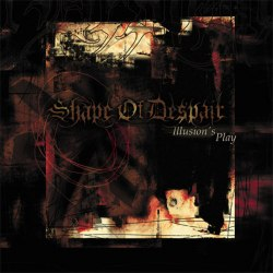 SHAPE OF DESPAIR - Illusion's Play CD Funeral Doom Metal