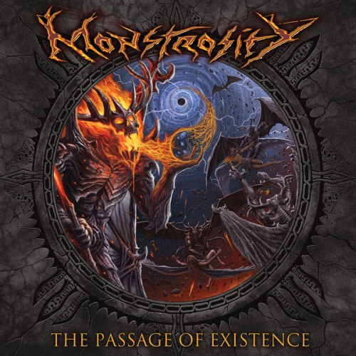 MONSTROSITY - The Passage Of Existence CD Death Metal