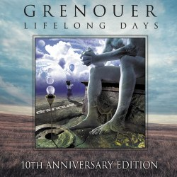 GRENOUER - Lifelong Days Digi-CD Industrial Death Metal