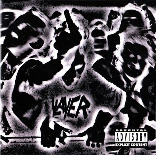 SLAYER - Undisputed Attitude CD Thrash Metal