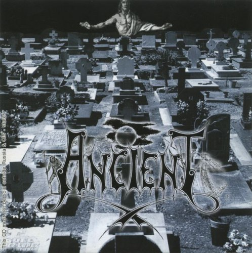 ANCIENT - God Loves The Dead MCD Blackened Metal