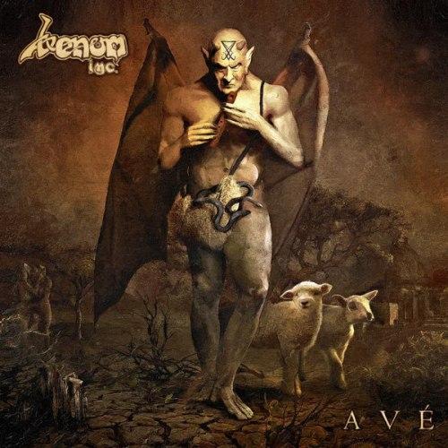 VENOM INC. - Avé Digi-CD Heavy Metal