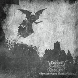 CULTES DES GHOULES - Spectres Over Transylvania MCD Black Metal