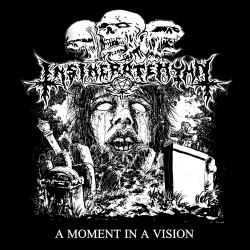 INSINERATEHYMN - A Moment In A Vision CD Death Metal